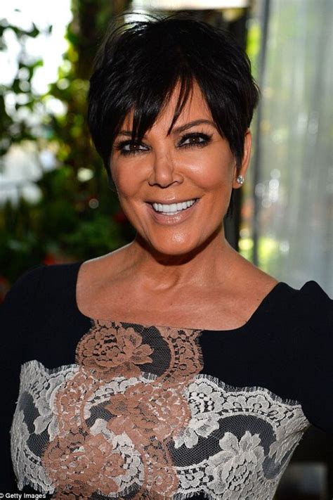 kris jenners hairstyles over the years 46 best kris jenner haircut images on pinterest kris