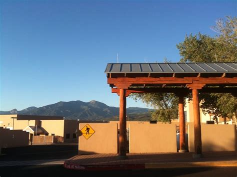 Heroin Detox In Taos N by View Of The Mtns From The Hospital Entrance Yelp