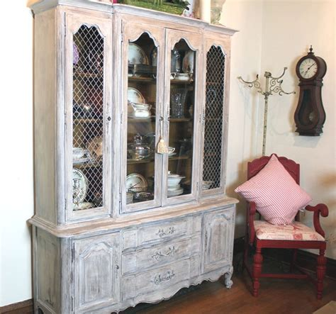 chalk painted china cabinet china cabinet painted with chalk paint dining room