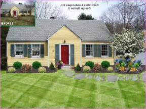 Cape Cod Landscaping Ideas Cape Cod House Landscaping Ideas Search Gardening Pinterest