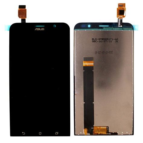 Lcd Zenfone Live tela display lcd touch zenfone go live dtv zb551kl tools