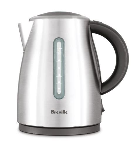 Kitchen Kettle History Breville Bke490xl Soft Top Electric Kettle B0077lc2my