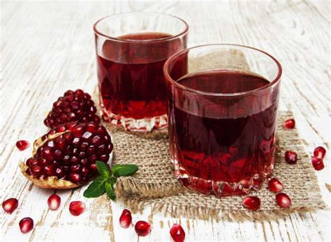 Can You Detox On Pomegranetes by The Drink That S Better Than Protein Eat This Not That