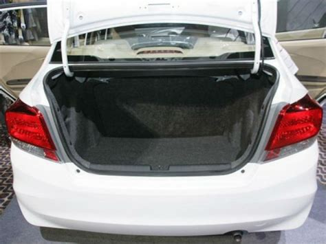 honda amaze boot space honda brio amaze sedan honda s entry level sedan four