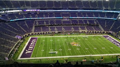 Section 314 A by U S Bank Stadium Section 314 Rateyourseats
