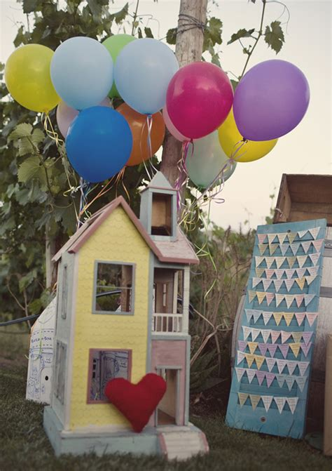 Disney Wedding Concept by Disney Pixars Up The Wedding