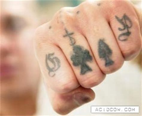 finger tattoo gang mara salvatrucha street gang 34 pics