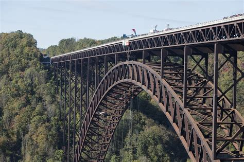 Toothpick by Free Photo Steel Arch Bridge Gorge Free Image On