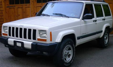 miles    jeep cherokee sport
