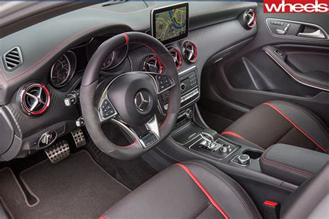 2016 mercedes a45 amg review