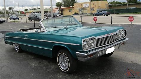1964 impala wheels stunning 1964 impala ragtop convertible dayton wheels