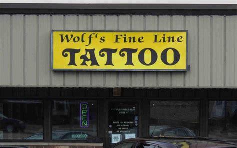 tattoo shops joliet il wolfs line tattoos award winning tattoos and