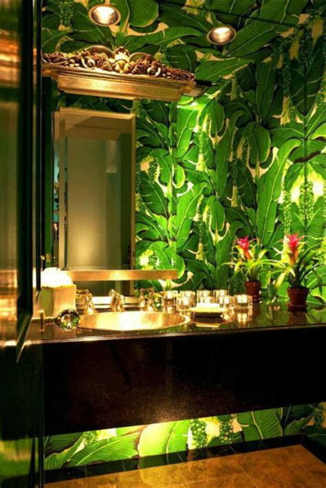 Bathroom Of The Year by Decorate Your Bathroom With Greenery Pantone Of The Year 2017