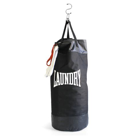 Punching Bag Laundry Bag The Green Head Laundry Bag