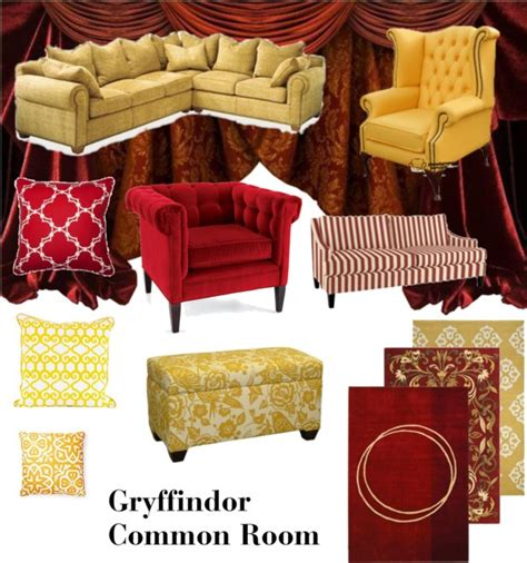 gryffindor bedroom ideas gryffindor common room created by kristajayec on polyvore decorating ideas