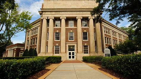 Alabama Mba Programs by Academic Programs Graduate School The Of