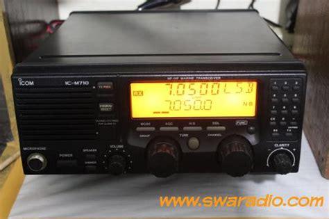 Ic Mc14066 Buatan Original Motorola dijual icom ic m710 rx tx normal power 150 watt bodi masih