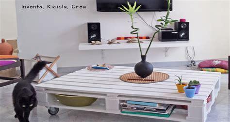 Riciclo Bancali Legno riciclare pallet di legno per il soggiorno inventa