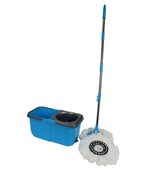 bathtub mop dreamline twin tub magic mop blue double bucket mop handle