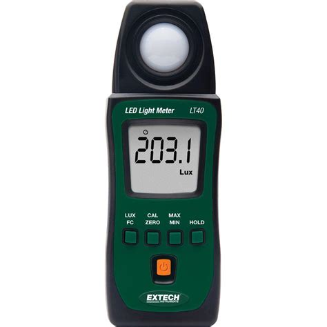 Correction Trifelo 40 Meter extech instruments coating thickness meter cg204 the home depot