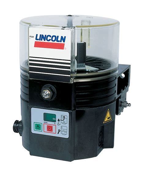 lincoln automatic lubrication systems for construction