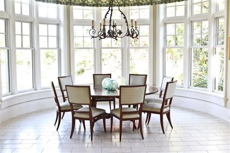 comfortable luxury eclectic dining room charleston