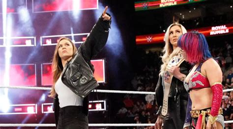 charlotte flair vs rousey charlotte flair vs ronda rousey is not a lock for