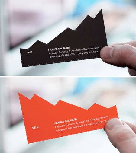 Types Of Business Cards