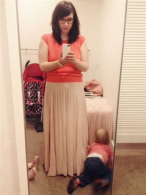 what do you wear with a maxi skirt it lovely