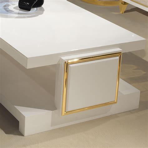 Ivory Coffee Table High End Modern Italian Designer Ivory Coffee Table Juliettes Interiors