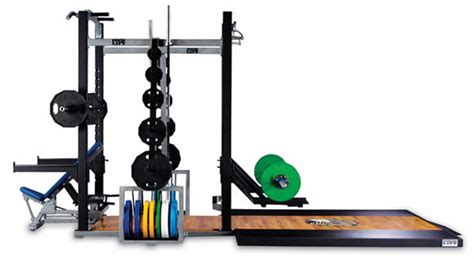 powerlift bench used power lift combo rack w platform bench