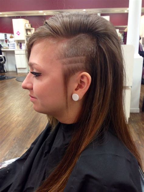 shaved lines in hair 67 best hair images on pinterest hair cut hair ideas