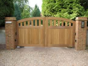 Wooden swing gates gdr gates and doors