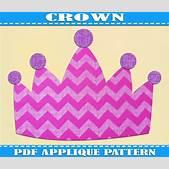 Crown Applique ...