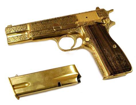Gold Gun L by 2825i Br 9mmgld E