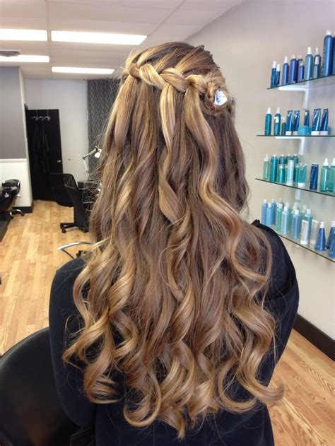 long hair styles for balls prom hairstyle for long hair beauty pinterest