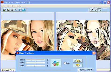 poto tato kartun 3 logiciels gratuits pour transformer une photo en dessin
