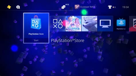 ps4 themes mastercube 3 new ps4 dynamic theme by truant pixel pays homage to the