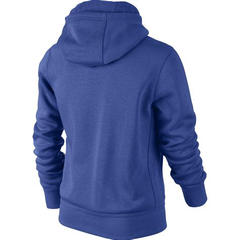 Hoodie Zipper Dominator Gaming nike boys ya76 brushed fleece zip hoodie royal blue tennisnuts