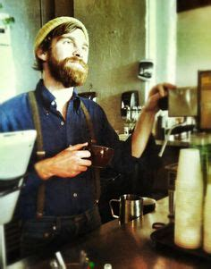 Are You Buddies With Your Barista by Beards On Dallas Green Beards And Gosling