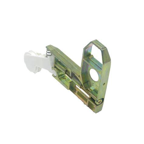 sliding screen door assembly barton kramer wheel corner bracket assembly for