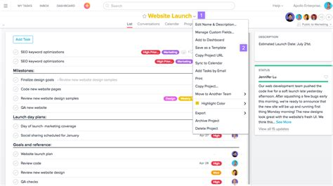 asana task template how to use asana custom templates 183 asana