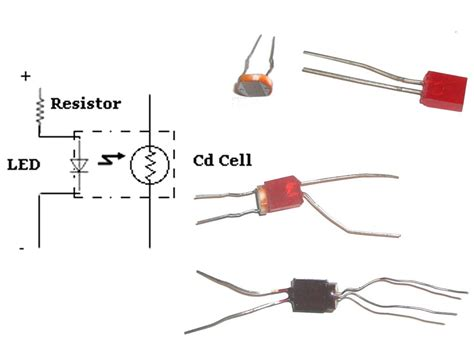 how to make a resistor make a voltage controlled resistor and use it