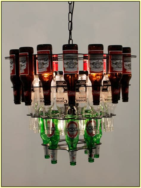 bottle chandelier frame wall mount bottle opener home design ideas
