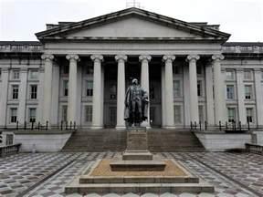 treasury building washington d c