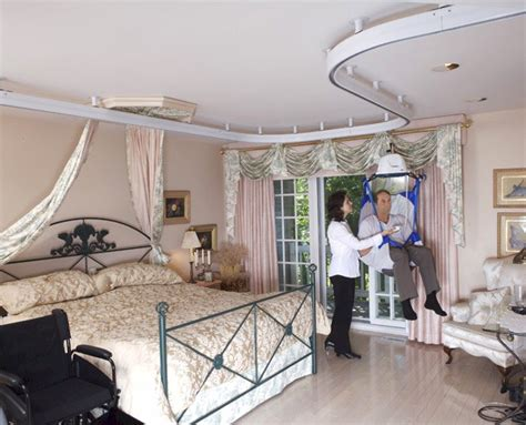 Ceiling Lifts For Disabled las vegas ceiling lifts accessibility services inc