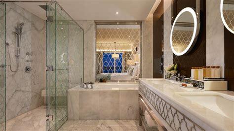Bathrooms Dubai by Waldorf Astoria Dubai Palm Jumeirah Dubai United Arab