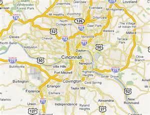 us map showing cincinnati new lebanon oh pictures posters news and on