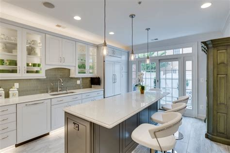 kitchen design alexandria va transitional kitchen design alexandria va by reico