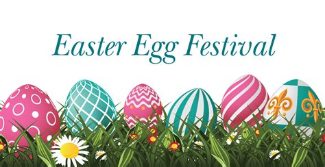is easter a festival easter egg festival and services for children